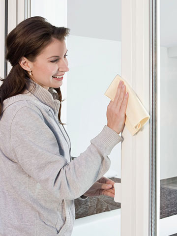 ramen en deuren onderhouden