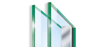 Dubbel Glas voor ramen