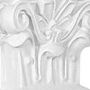 Sierlijst 002 - Sierlijsten voor PVC ramen