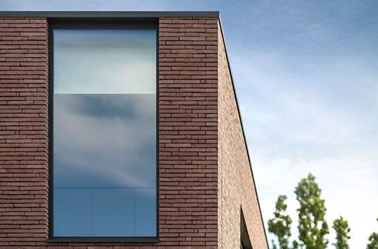 Beveren - Aluminium ramen en deuren