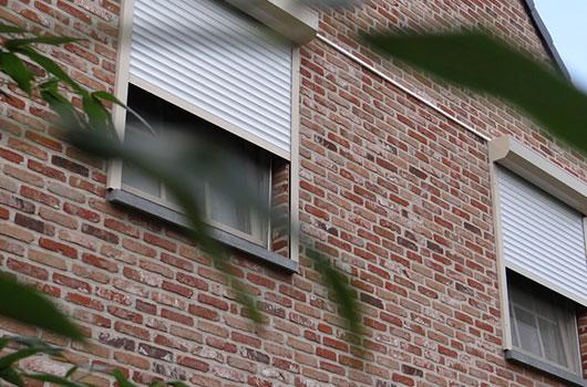 Wilrijk - Aluminium ramen & rolluiken
