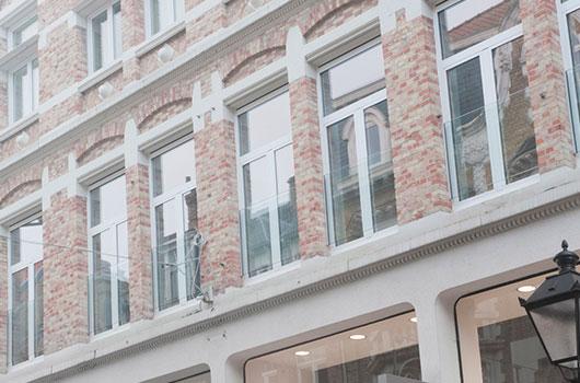 Antwerpen - Ramen en deuren